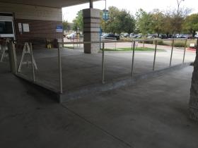 Handrail Install D