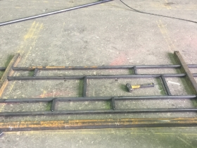 Handrail Fab B