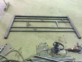 Handrail Fab